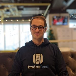 startups that already accelerated: Brainsfeed