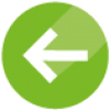 Arrow pointing to the left